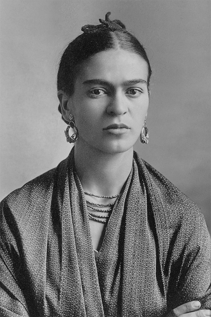 Frida Kahlo And Her Pets