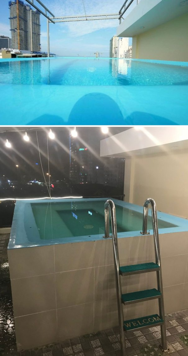 Hotel Ad Vs. Reality In Vietnam