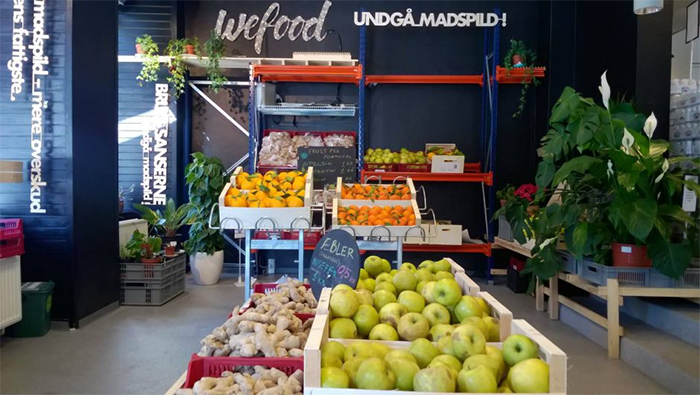 Denmark Opens A Store For Food That Was Supposed To Be Thrown Away