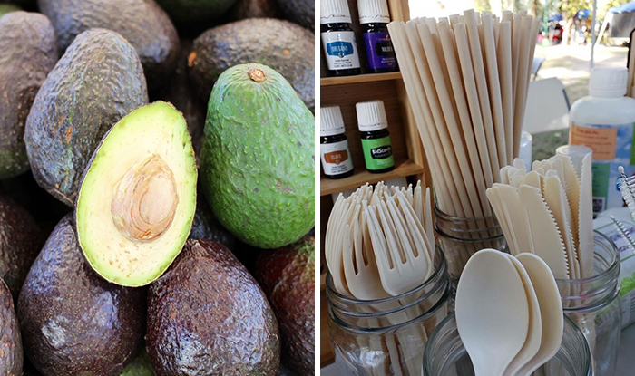 Mexican Company Creates Single-Use Cutlery Made From Avocado Seeds