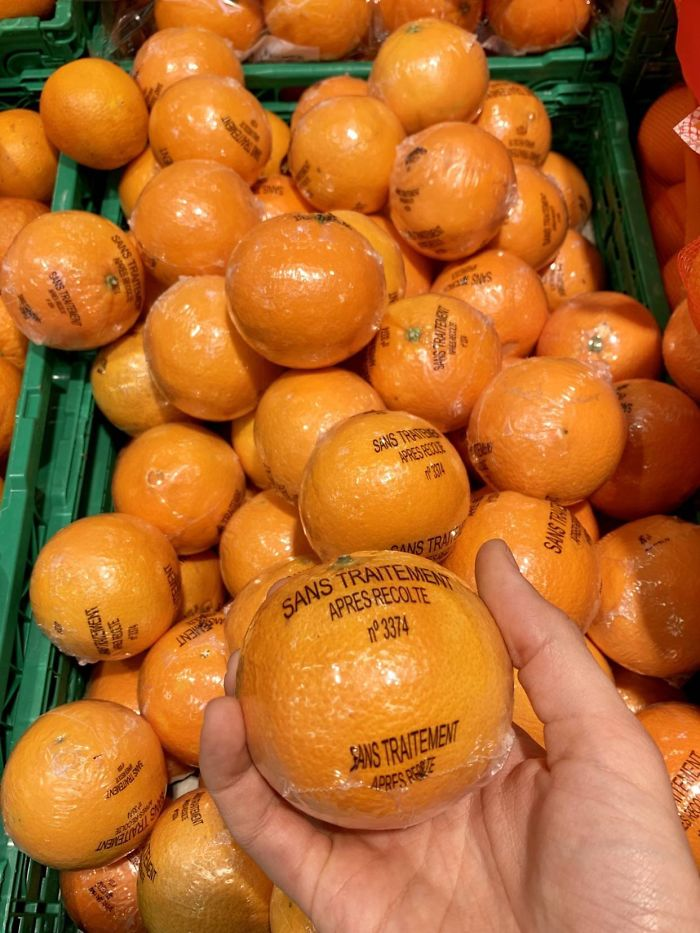 If Only Oranges Came Into A Naturally Crafted Packaging