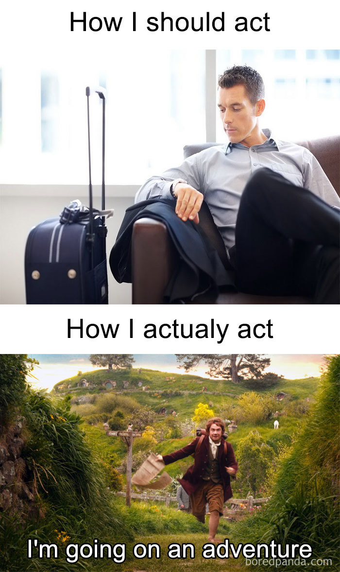 30 Funny Memes People That Travel Will Relate To Bored Panda