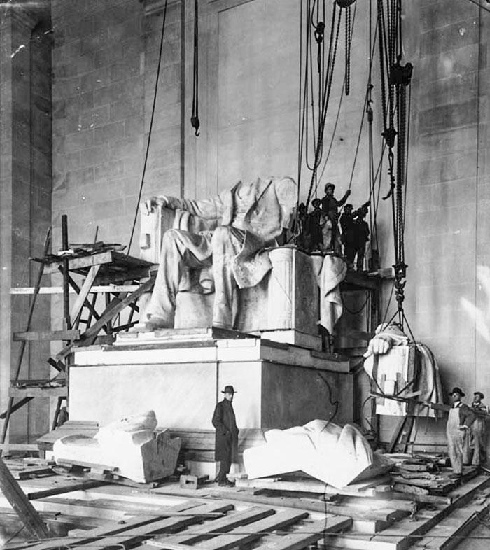 Lincoln Memorial In Washington, D.C., U.S.