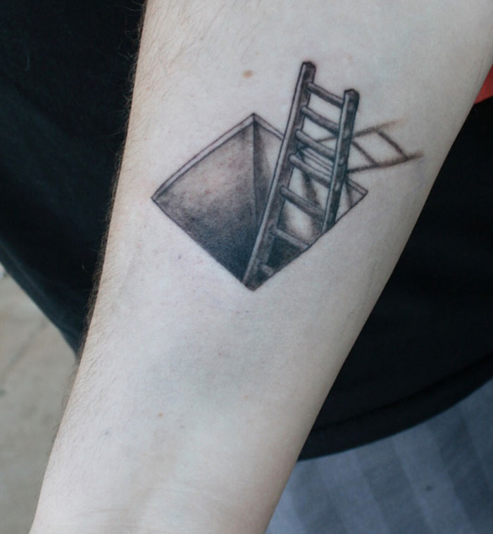 Did This Fun Tattoo Yesterday