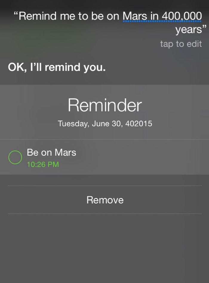 Siri Is Ready For The Long Game