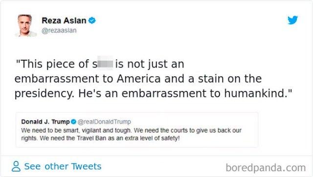 CNN despide al presentador Reza Aslan por llamar
