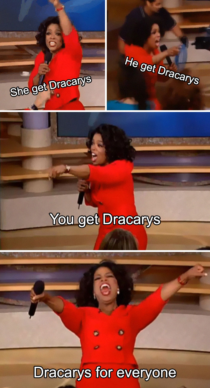 251 Lit Memes And Reactions To The Game Of Thrones Season 8, Episode 5 (Spoilers)