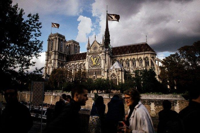 Louis Vuitton Notre Dame