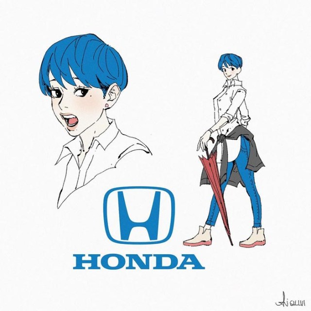 If Popular Brands Were Anime Characters (30 Pics)