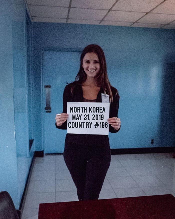 ByL  9HPf4 1 png  700 - Menina de 21 anos torna-se a pessoa mais jovem a visitar todos os países