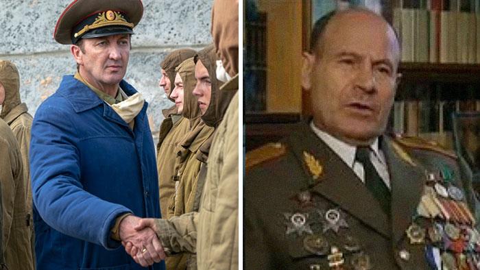 Ralph Ineson As General Nikolai Tarakanov, Commander Of The Chernobyl Liquidators