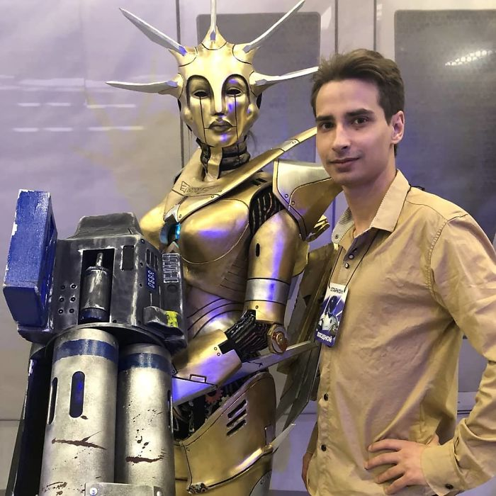 BzYdcxDI7rs png  700 - Melhores cosplays da Russia Starcon 2019