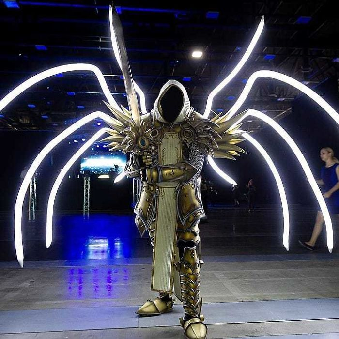 Bzanx5XoeVl png  700 - Melhores cosplays da Russia Starcon 2019