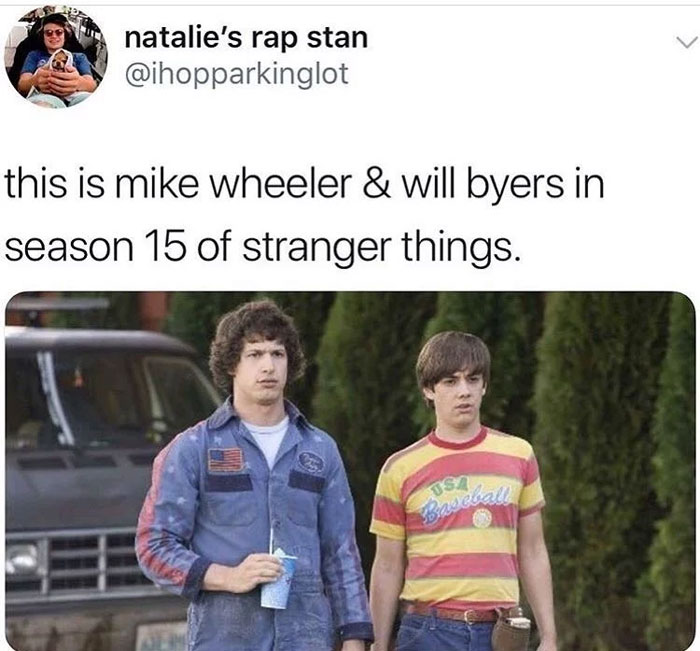 81 Of The Best Stranger Things Memes Success Life Lounge