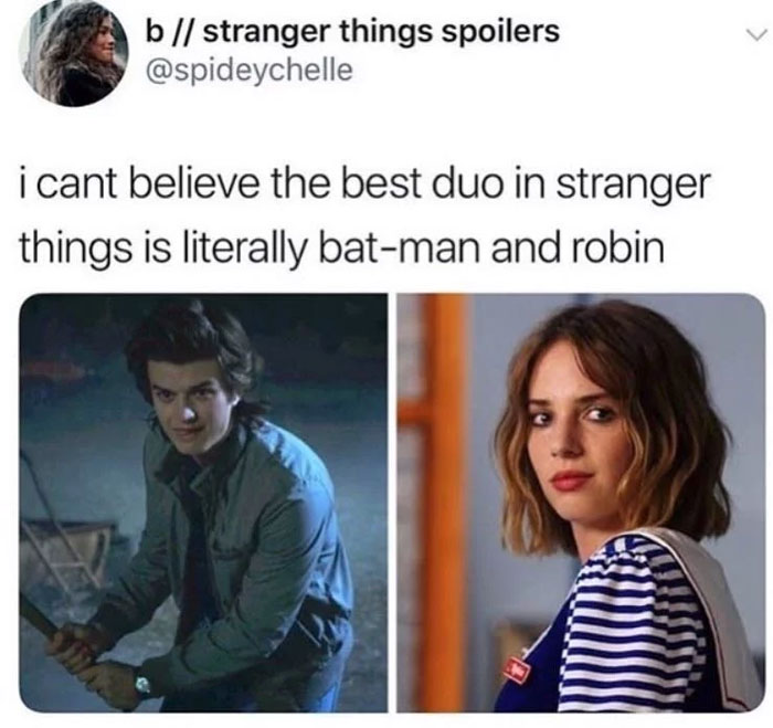 82 Of The Best Stranger Things Memes