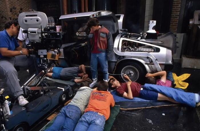 behind the scenes of hollywood movies 1 5d1b13d220dfa  700 - Fotos tiradas dos bastidores de alguns filmes