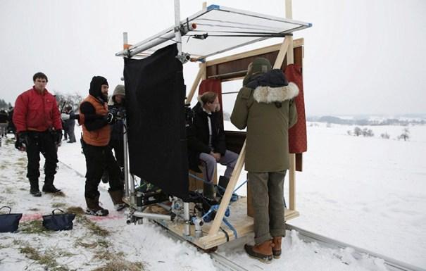 behind the scenes of hollywood movies 61 5d1dbd31a1bd6  700 - Fotos tiradas dos bastidores de alguns filmes