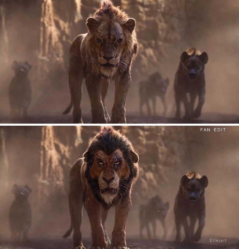 lion king live action fan remake nikolay mochkin 5d36c0a128bc1  700 - Olhar Alternativo ao Rei Leão live-action Remake 2019