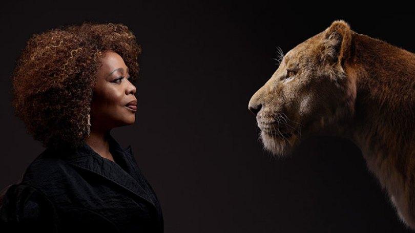 lion king remake cast posters disney 6 5d1c6b6d72a52  700 - Novo Rei Leão: Atores enfrentam seus personagens cara a cara