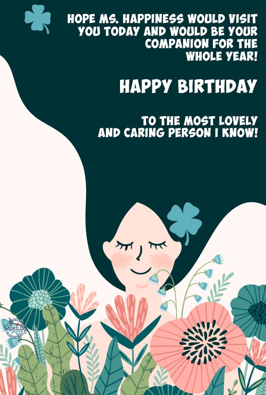 Artist Makes Creative Birthday Cards Designs For Everyone S Taste Bored Panda