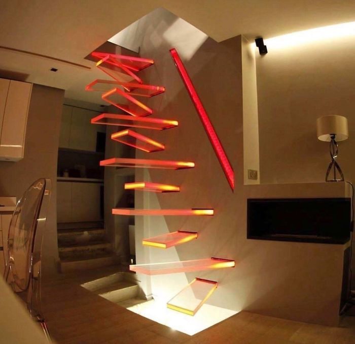 These Stairs
