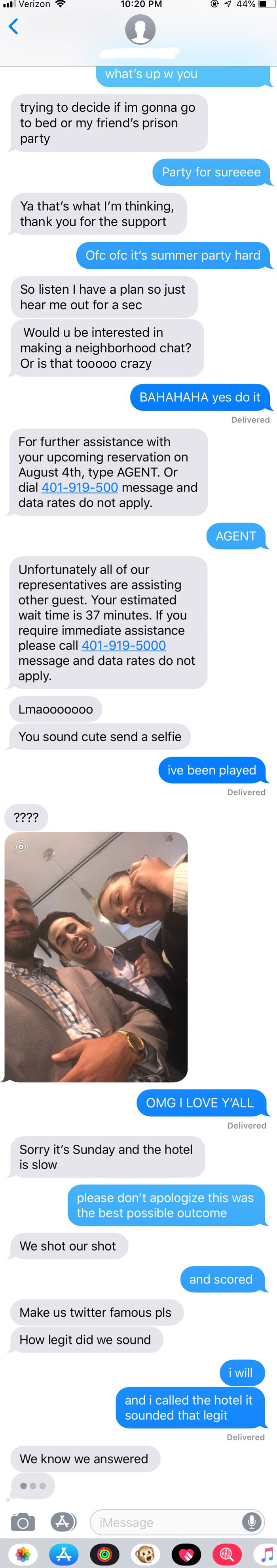 30 Of The Best Answers People Received After Texting Their Number