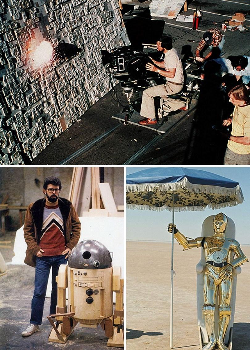 movies behind the scenes 10 5d555a81c810b  700 - Por trás das cenas: Foto dos bastidores de filmes que marcaram época