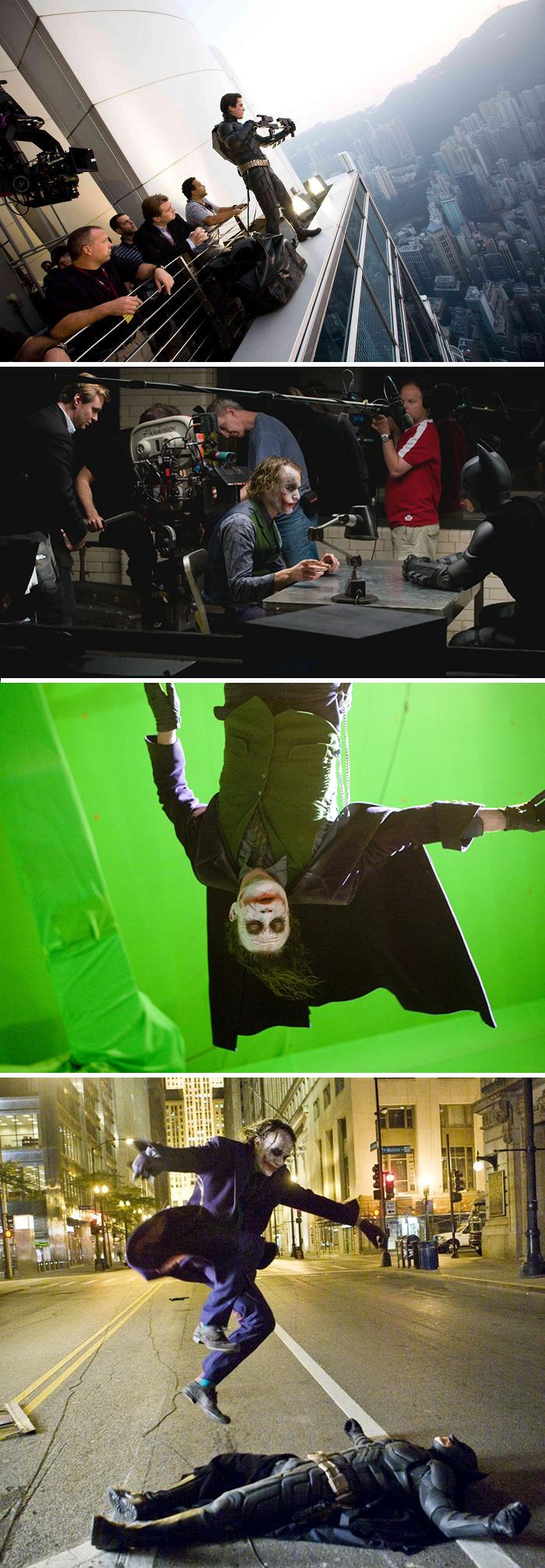 movies behind the scenes 49 5d56990bebcd5  700 - Por trás das cenas: Foto dos bastidores de filmes que marcaram época