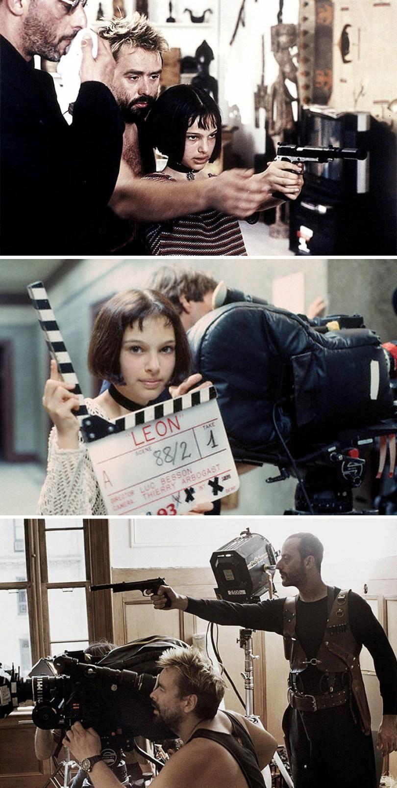 movies behind the scenes 5 5d5556dcbf56b  700 - Por trás das cenas: Foto dos bastidores de filmes que marcaram época