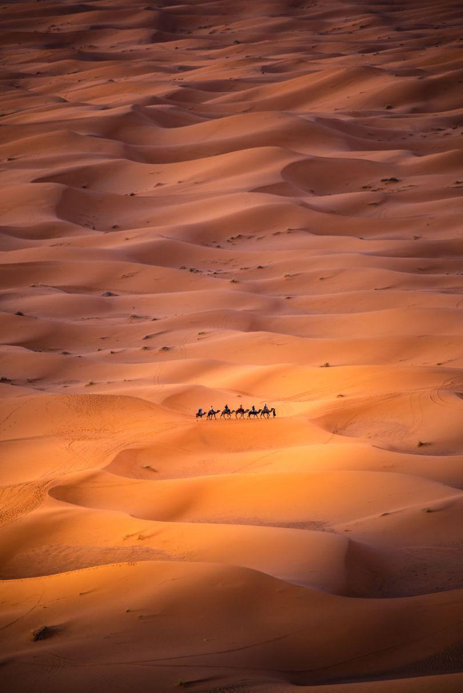 Sozinho no deserto