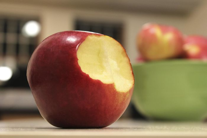 The Forbidden Fruit Is Not Apple