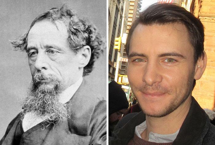Charles Dickens & Harry Lloyd