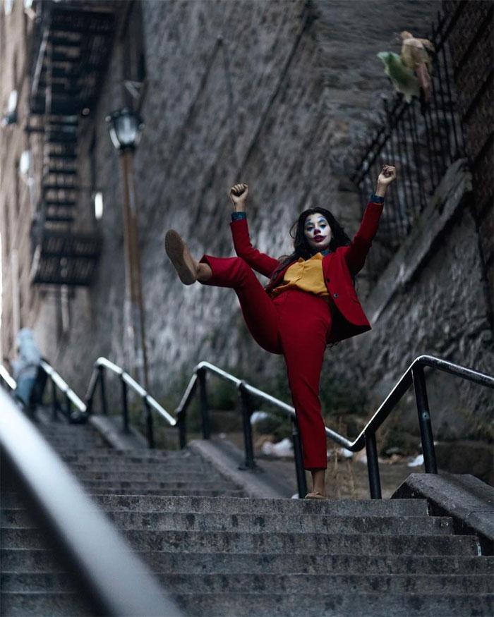 joker stairs tourist attraction new york 9 5daff38a23f45  700 - Escadas do 'Coringa' em Nova York se tornam uma atração turística!
