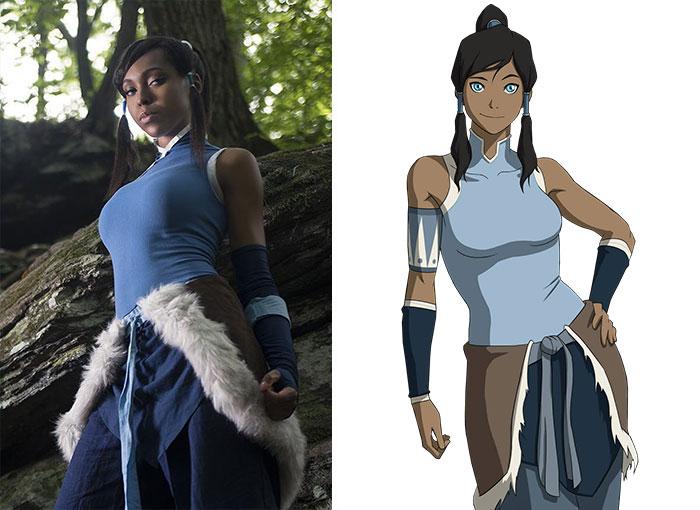 Korra (The Avatar)