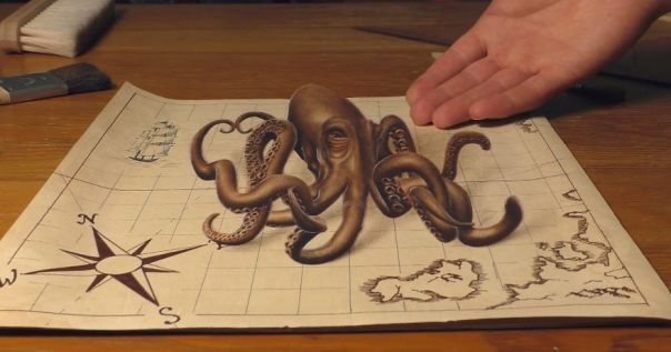 Meet Stefan Pabst's Incredibly Realistic 3D Drawings