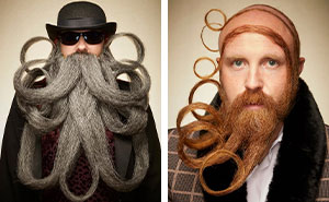 The 2019 Beard & Mustache Championship In 30 Pictures