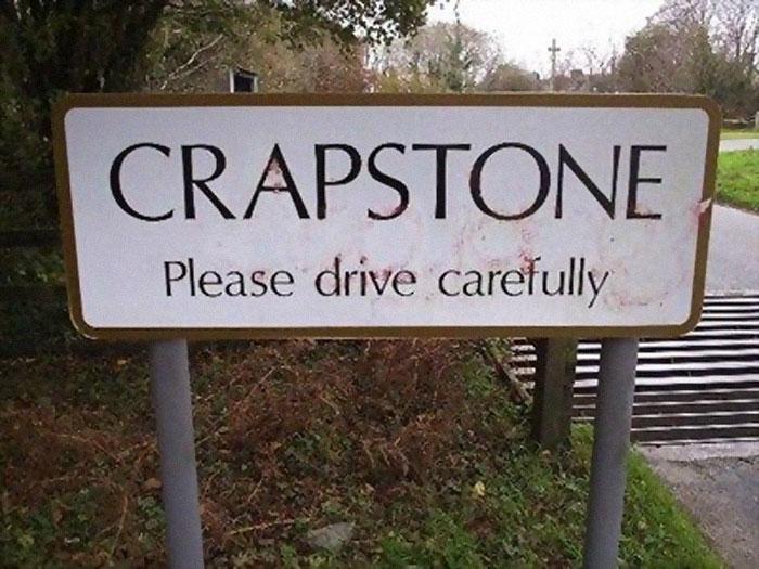 Crapstone