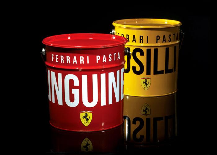 Pasta By Ferrari