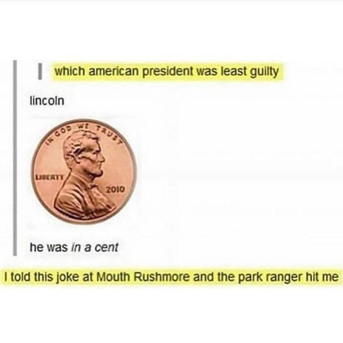 Park Ranger Is A Soldier.