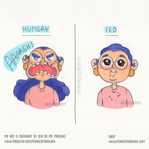Funny-Women-Everyday-Problems-Comic-Planet-Prudence-5