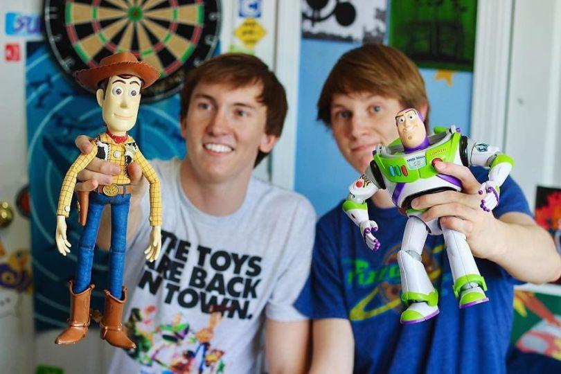"""1580222746 760da7b03b1ccb5182b693f199d1ded0 5e30b97063205  880 - Inacreditável! Irmãos recriaram o """"Toy Sotry 3"""" durante 8 anos"""