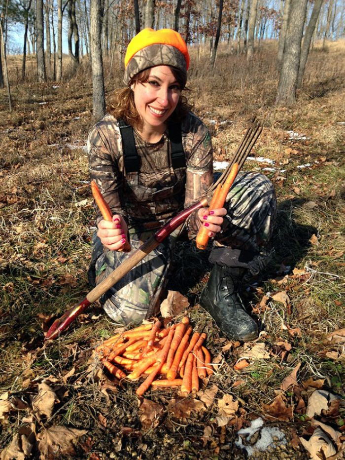 Vegan-Vegetarian-Hunters-Photos