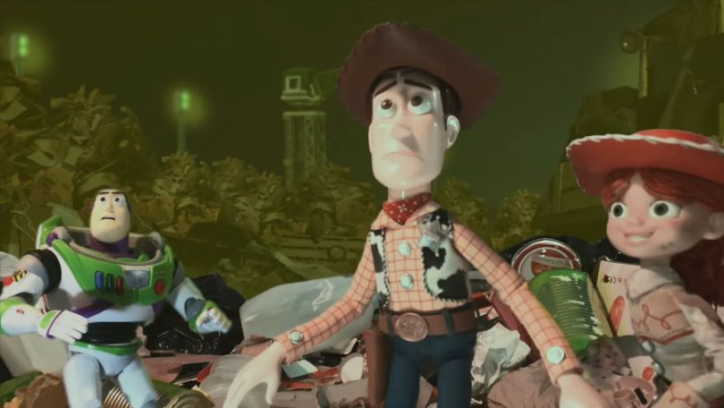 "Two brothers completely remake Toy Story 3 with real toys in 8 years 5e313b852ed9f png  880 - Inacreditável! Irmãos recriaram o ""Toy Sotry 3"" durante 8 anos"