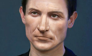 Here's What Julius Caesar And Others Would Look Like Today (30 Pics)