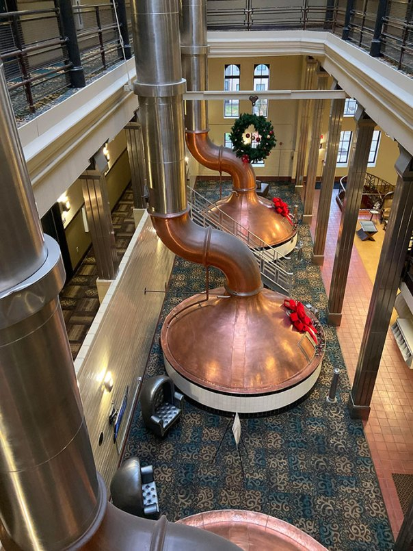 This Hotel Used To Be A Brewery