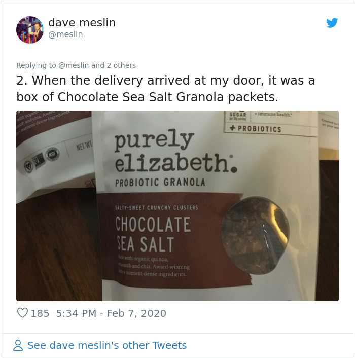 Amazon Keeps Sending Guy Packages Of Random Things When All He Wanted Were 25 Plain Boxes