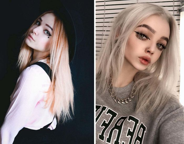 3 Years On Instagram Turned A Lovely Girl Into This