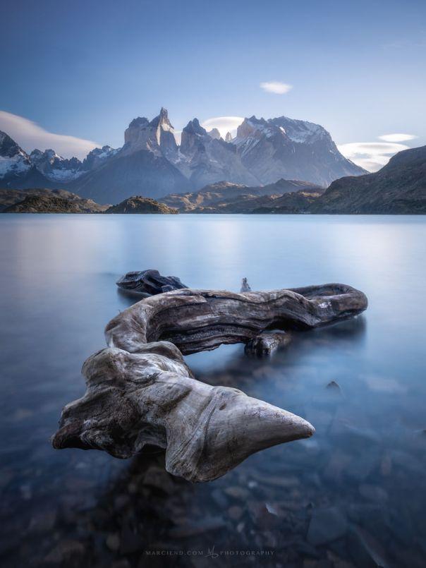 Torres Del Paine National Park, Chile By Yuekai Du
