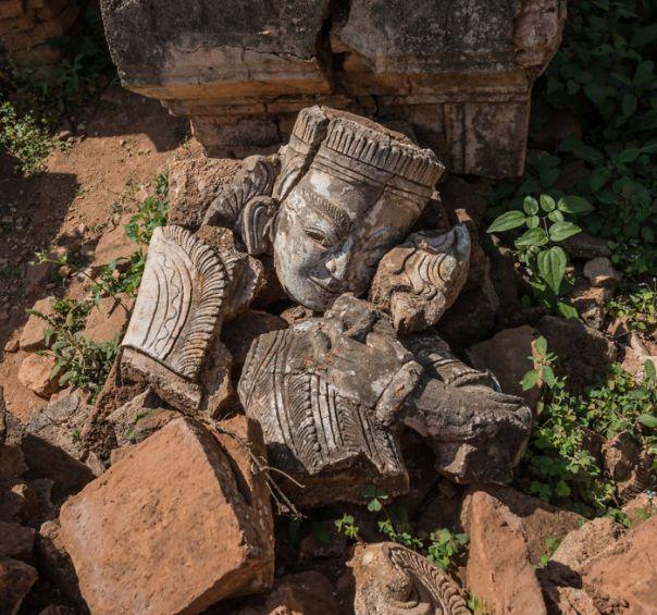 The Lost Treasures Of Buddha