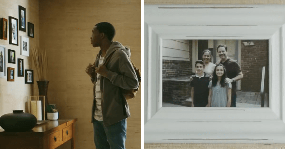 Touching PSA Shows The True Story Of A Teenage Boy Finally Being Adopted And Accepted Into A New Family